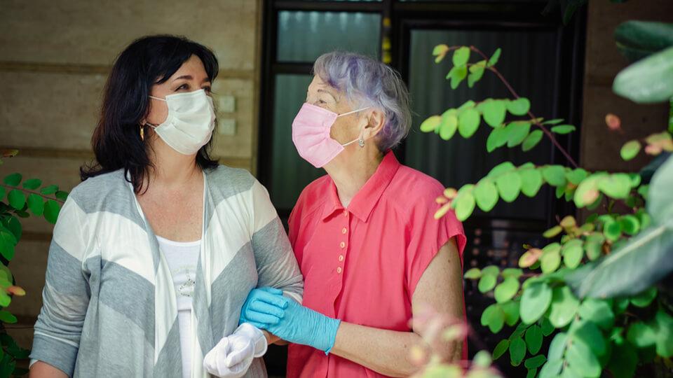 Traditional Companion-Caregiver Support vs Online Companion-Caregiver Support