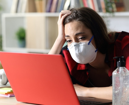 How to Deal with Depression During the Pandemic